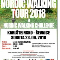 Nordic Walking Tour 2018